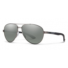 Salute Rx Matte Dark Ruthenium by Smith Optics