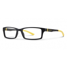 Warwick Matte Black Yellow by Smith Optics