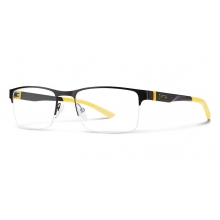 Watts Matte Black Yellow by Smith Optics