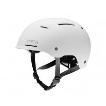 Axle Matte White Medium (55-59 cm) by Smith Optics