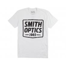 Mercantile Mens Tee White Extra Extra Large by Smith Optics