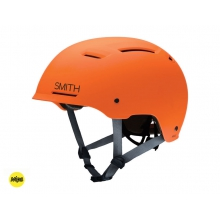 Axle Matte Neon Orange-MIPS MIPS - Small (51-55 cm) by Smith Optics
