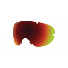 I/OS Replacement Lenses I/OS Red Sol-X Mirror by Smith Optics