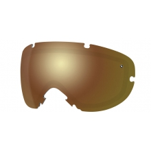 I/OS Replacement Lenses I/OS Gold Sol X Mirror by Smith Optics