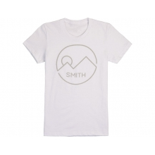 Valley Women's T-Shirt Mint Large by Smith Optics