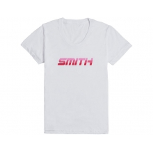 Archive Women's T-Shirt White 2015 Small by Smith Optics