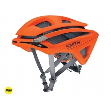 Overtake Matte Neon Orange - MIPS MIPS - Small (51-55 cm) by Smith Optics