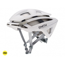 Overtake Matte White Frost - MIPS MIPS - Medium (55-59 cm) by Smith Optics in Tucson Az