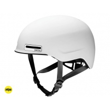 Maze Bike Matte White - MIPS MIPS - Small (51-55 cm) by Smith Optics