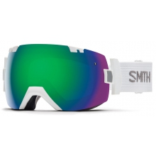 I/OX White Green Sol-X Mirror by Smith Optics