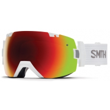 I/OX White Red Sol-X Mirror by Smith Optics