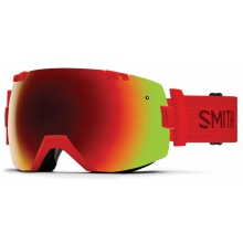 I/OX Fire Red Sol-X Mirror by Smith Optics