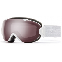 I/OS White Eclipse Ignitor Mirror by Smith Optics
