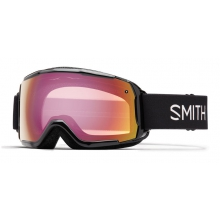 Grom Black Red Sensor Mirror by Smith Optics
