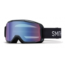 Daredevil Black Blue Sensor Mirror by Smith Optics
