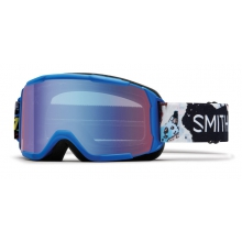Daredevil Lapis Ripped Comic Blue Sensor Mirror by Smith Optics
