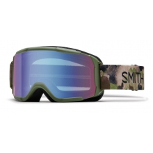 Daredevil Olive Haze Blue Sensor Mirror by Smith Optics