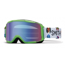 Daredevil Reactor Creature Blue Sensor Mirror by Smith Optics