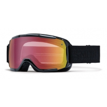 Showcase OTG Black Eclipse Red Sensor Mirror by Smith Optics