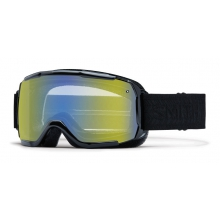 Showcase OTG Black Eclipse Yellow Sensor Mirror by Smith Optics