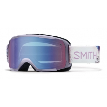 Showcase OTG Lunar Bloom Blue Sensor Mirror by Smith Optics