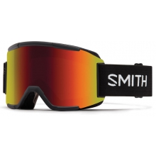 Squad Black Red Sol-X Mirror by Smith Optics