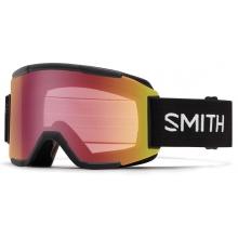 Squad Black Red Sensor Mirror by Smith Optics