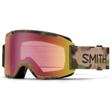 Squad Austin ID Red Sensor Mirror by Smith Optics