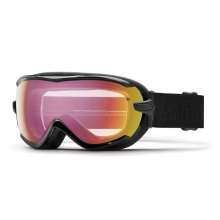 Virtue Black Eclipse Red Sensor Mirror by Smith Optics