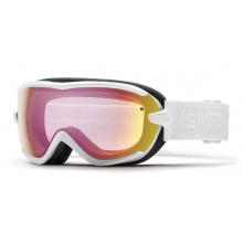 Virtue White Eclipse Photochromic Red Sensor by Smith Optics