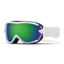 Virtue White Eclipse Green Sol-X Mirror by Smith Optics