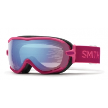 Virtue Fuchsia Static Blue Sensor Mirror by Smith Optics
