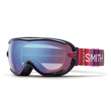Virtue Black Cherry Cuzco Blue Sensor Mirror by Smith Optics in Orlando Fl