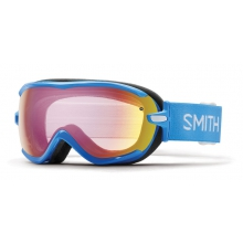 Virtue French Blue Static Red Sensor Mirror by Smith Optics