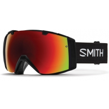 I/O Black Red Sol-X Mirror by Smith Optics