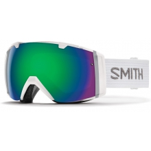 I/O White Green Sol-X Mirror by Smith Optics