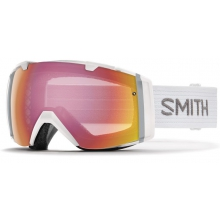 I/O White Photochromic Red Sensor by Smith Optics