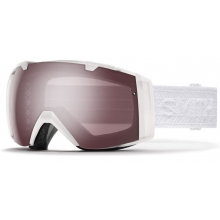 I/O Women's White Eclipse Ignitor Mirror by Smith Optics