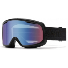 Riot Black Eclipse Blue Sensor Mirror by Smith Optics