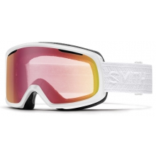 Riot White Eclipse Red Sensor Mirror by Smith Optics