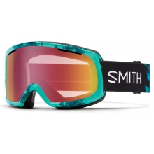 Riot Opal Unexpected Red Sensor Mirror by Smith Optics