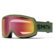 Riot Olive Red Sensor Mirror by Smith Optics
