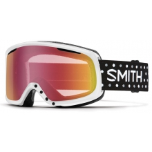Riot White Dots Red Sensor Mirror by Smith Optics