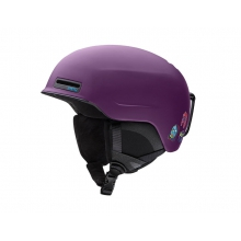 Maze Matte Purple Creature Large (59-63 cm) by Smith Optics