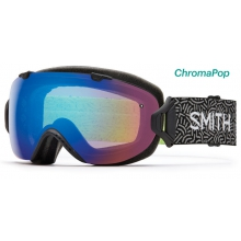 I/OS Black New Wave ChromaPop Storm by Smith Optics