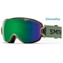 I/OS Olive ChromaPop Sun by Smith Optics