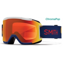 Squad Navy Outboard ChromaPop Everyday by Smith Optics