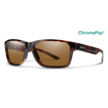 Wolcott Tortoise ChromaPop+  Polarized Brown by Smith Optics in Bozeman Mt