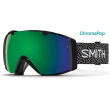 I/O Women's Black New Wave ChromaPop Sun by Smith Optics