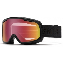 Riot Black Eclipse Red Sensor Mirror by Smith Optics